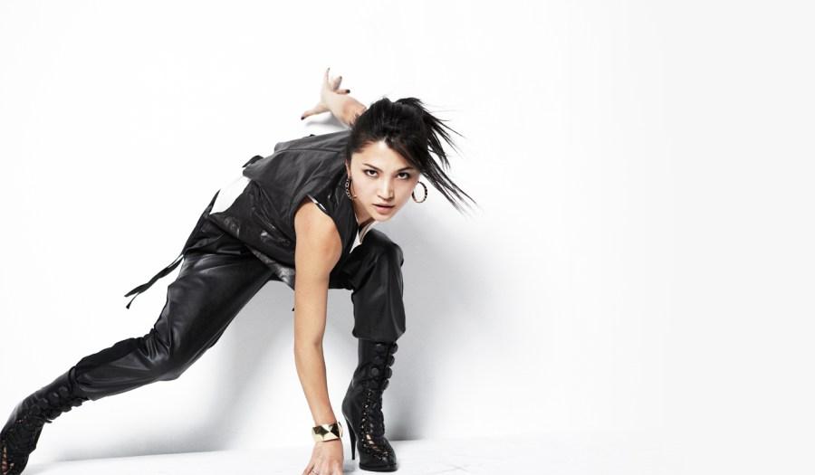 Coreógrafa Rino Nakasone Galaxy Dance