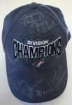 My now devalued hat signed by Jamison and four councilmembers on 11/27