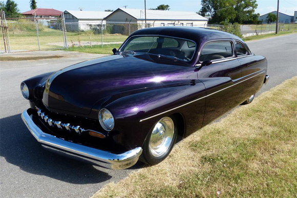 Lot 1090 - Foose Mercury Custom