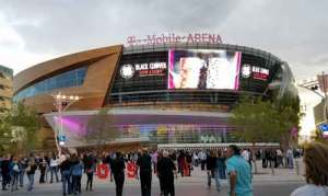 How's T-Mobile Arena in Las Vegas?