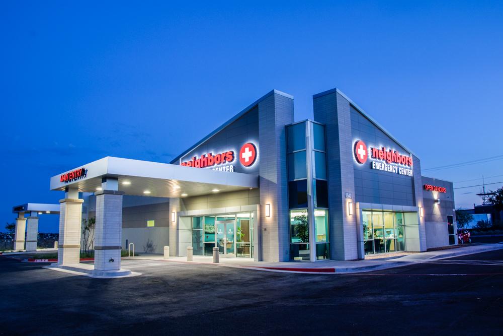 El Paso N. Zaragoza Emergency Center