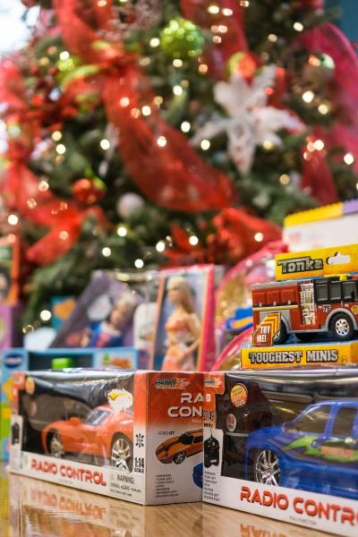 Kingwood Toy Drive 2014