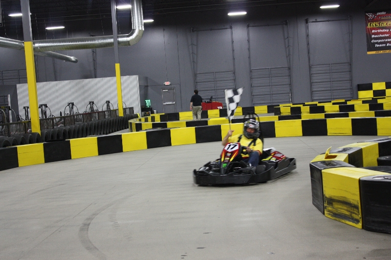 Neighbors at Pole Position Raceway