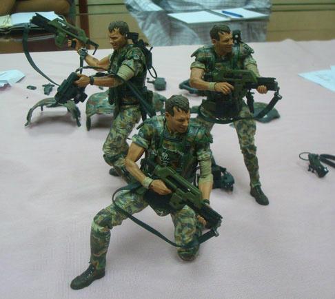 Aliens Marine