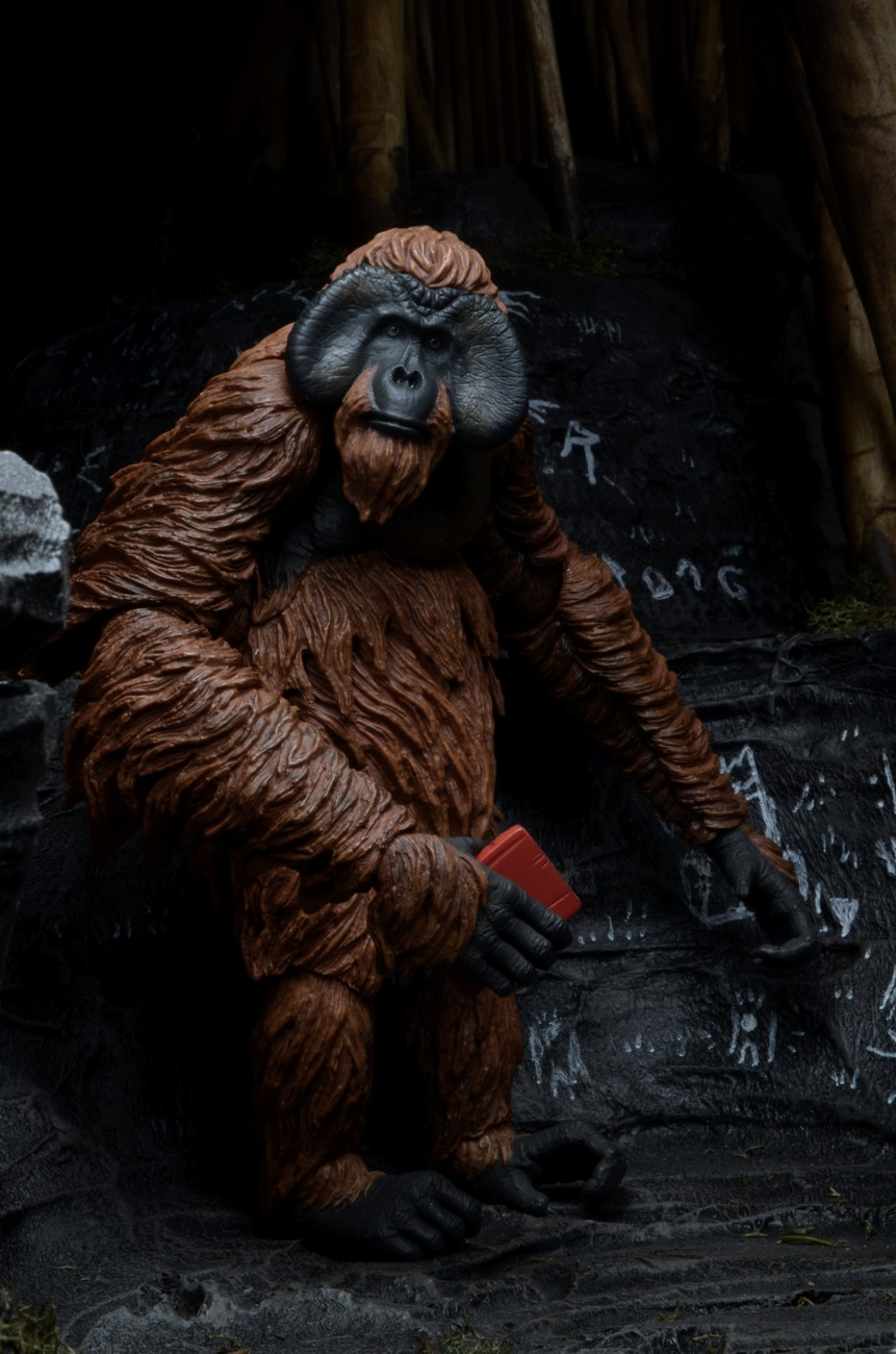 Closer Look Dawn Of The Planet Of The Apes Series 1