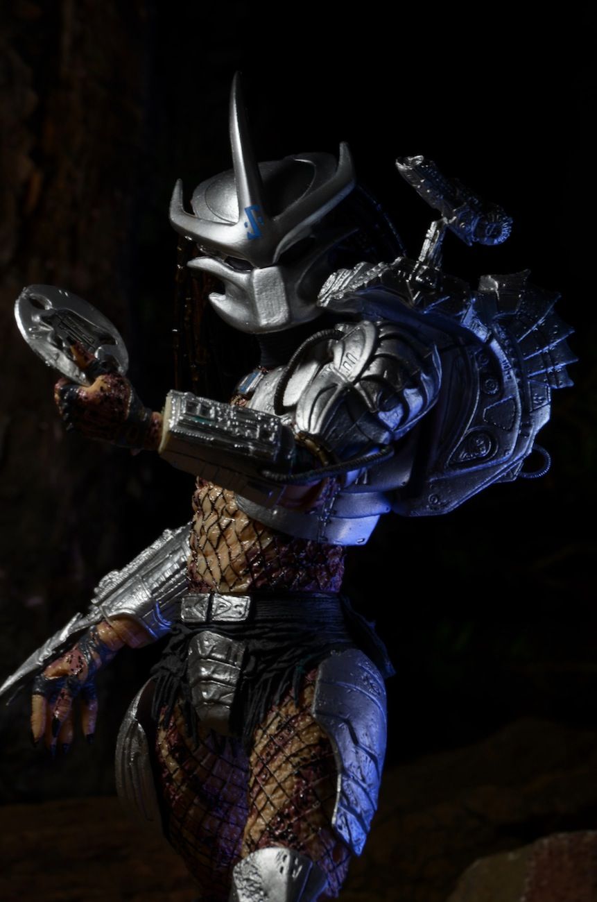 Closer Look Enforcer Predator Action Figure from Series 12
