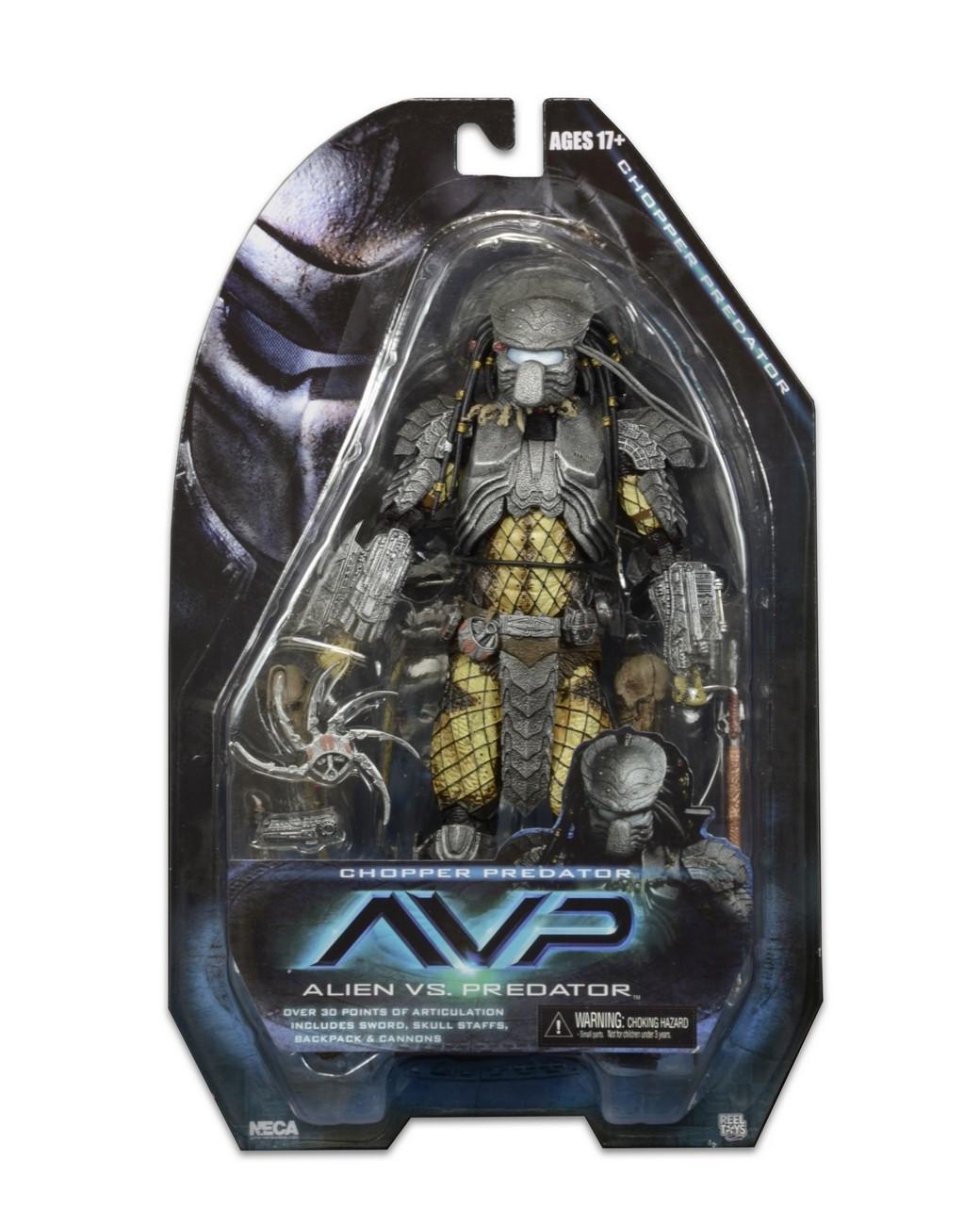 Predator 7 Scale Action Figures Series 14 Assortment  NECAOnlinecom