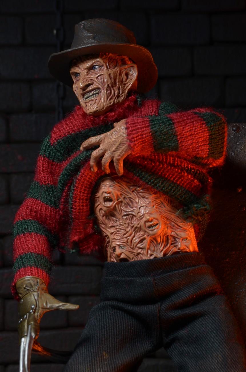 Closer Look Nightmare On Elm Street Dream Warriors Freddy