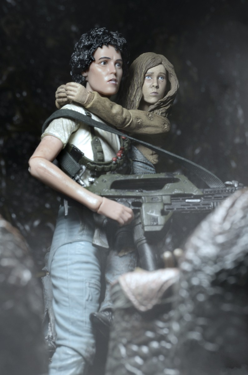 DISCONTINUED  Aliens 30th Anniversary  Rescuing Newt