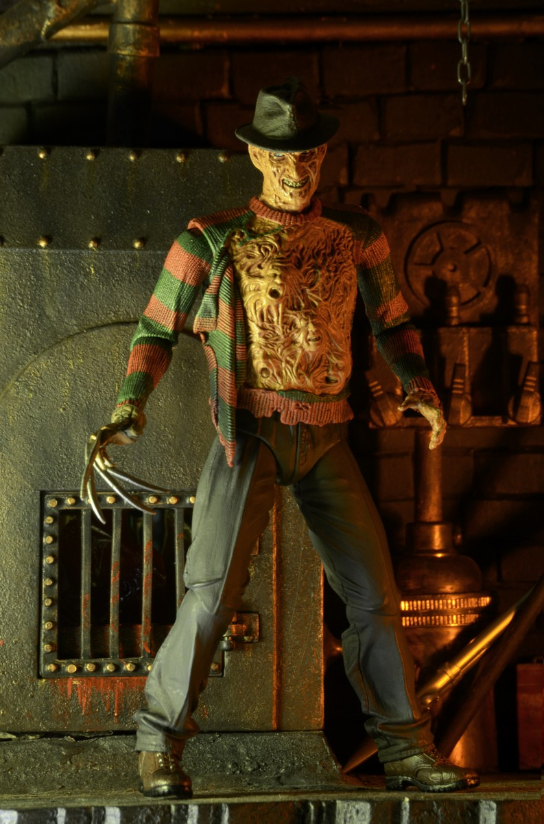 Closer Look Nightmare on Elm Street Part 3  Dream