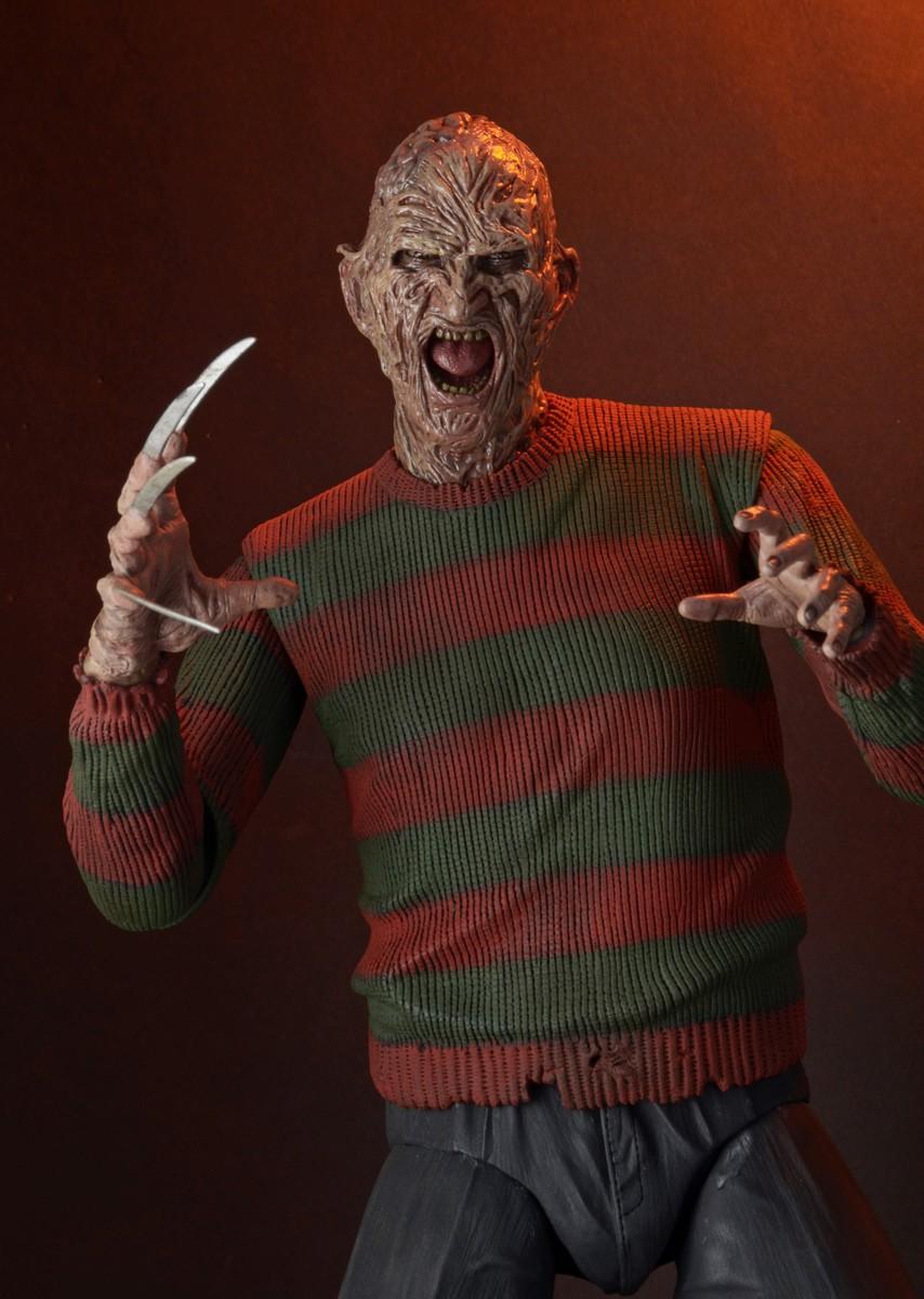 Closer Look Nightmare On Elm Street Pt 2 Freddy Krueger