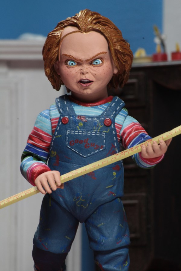 Chucky 7 Scale Action Figure Ultimate