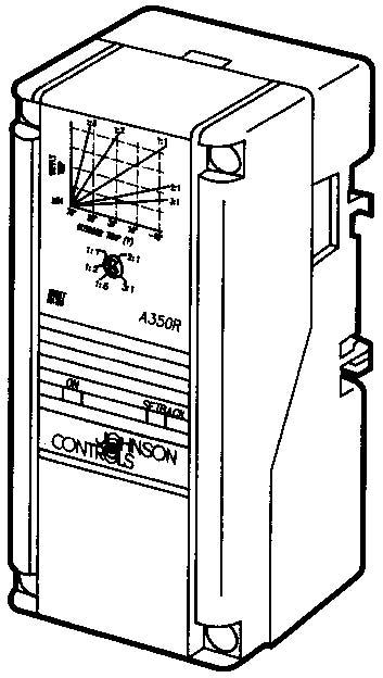 Johnson Controls System 350 HVAC modular Controllers