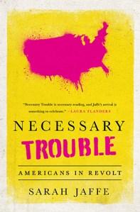 Necessary Trouble Book Cover