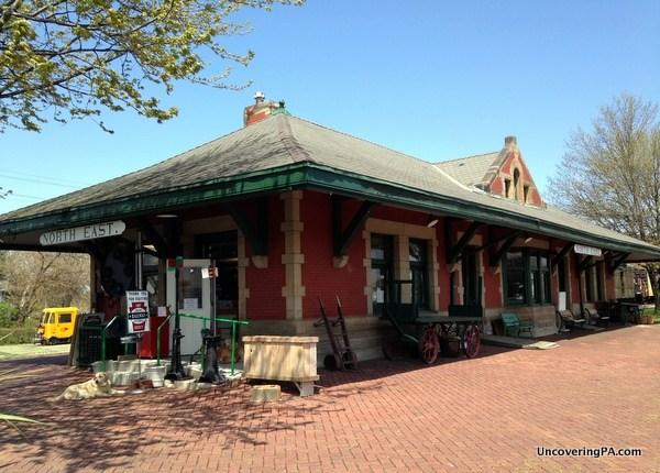 Lake-Shore-Railway-Museum