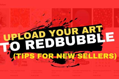 Upload Your Art on Redbubble