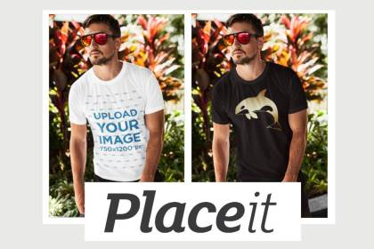 Create a T-Shirt Mockup With Placeit