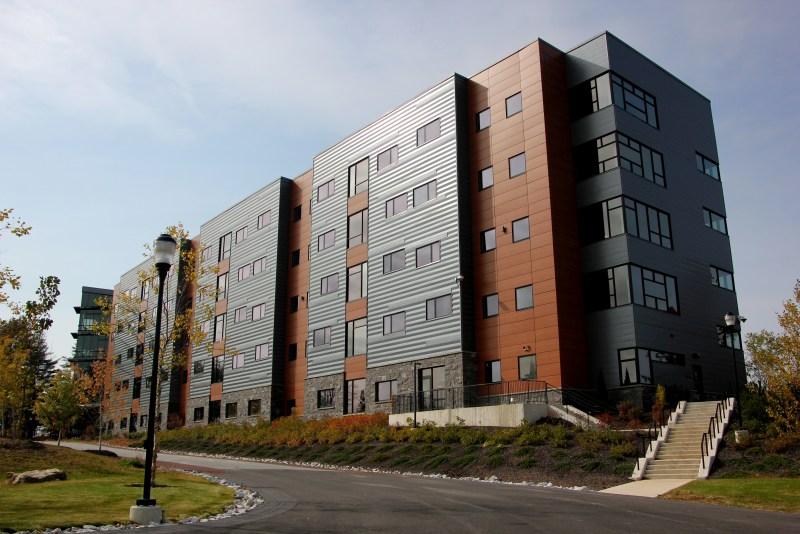 New dorm at SMHU