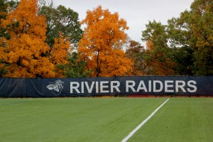 Rivier Raiders sign
