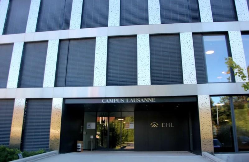EHL entrance