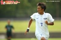 アルビレックス新潟がU-19日本代表・市立船橋高校の原輝綺選手の加入内定を発表!