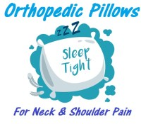 Best Orthopedic Pillows For Neck And Shoulder Pain  Last ...