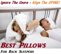 What Is The Best Pillow For Back Sleepers With Neck And ...