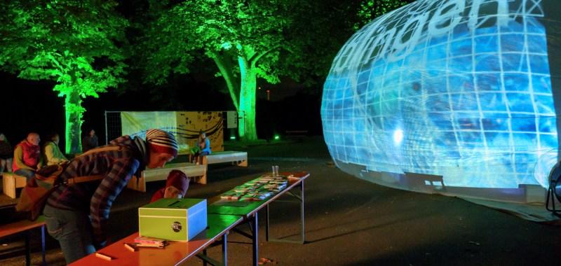 NECKARORTE – Vierte Veranstaltung In Wieblingen Im Fokus Des Fotografen