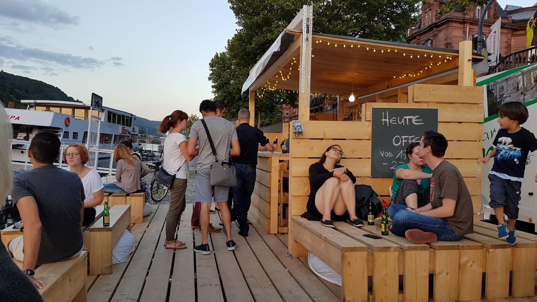 NECKLAROUNGE Strandbar Heute Geöffnet
