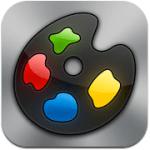ArtStudio for iPad 4.2 | 160種類のブラシとグリッドやガイドライン表示ツール追加。アンドゥボタンの位置変更が可能に