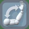 ArtPose | リアルなのに驚くほどよく動く。好きなポーズでスケッチできる3DCG人体ポーズモデルアプリ