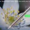 PenSe | Apple Pencilの無くしそうなキャップも収納するアルミ製クリップ付きケース[Kickstarter]