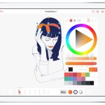 ProtoSketch 1.1 アップデート | Apple Pencilを使った筆圧対応ブラシツールを追加。サイドバー導入でレイヤー管理も便利に