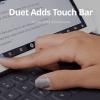 Duet Display 1.3.7アップデート | iPadでMacBook ProのTouchbarを再現できるアプリ初の機能を追加