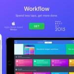 Workflow 1.7.1アップデート | レシピ作成の更なる効率化を実現する「Run Workflow」追加など多数のアクションを強化