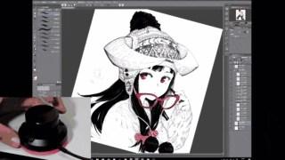 話題の絵師向け左手デバイス「Rev-O-mate」がiPad版クリスタに対応予定と発表