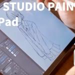 iPad版クリスタ(CLIP STUDIO PAINT)の描き方や作業環境の動画いろいろ