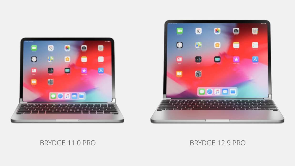 iPad ProをMacBook風に変身させるキーボードケース