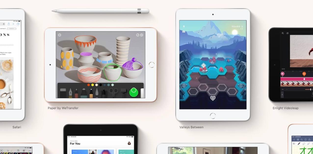 iPad miniでできるいろんな楽しみ