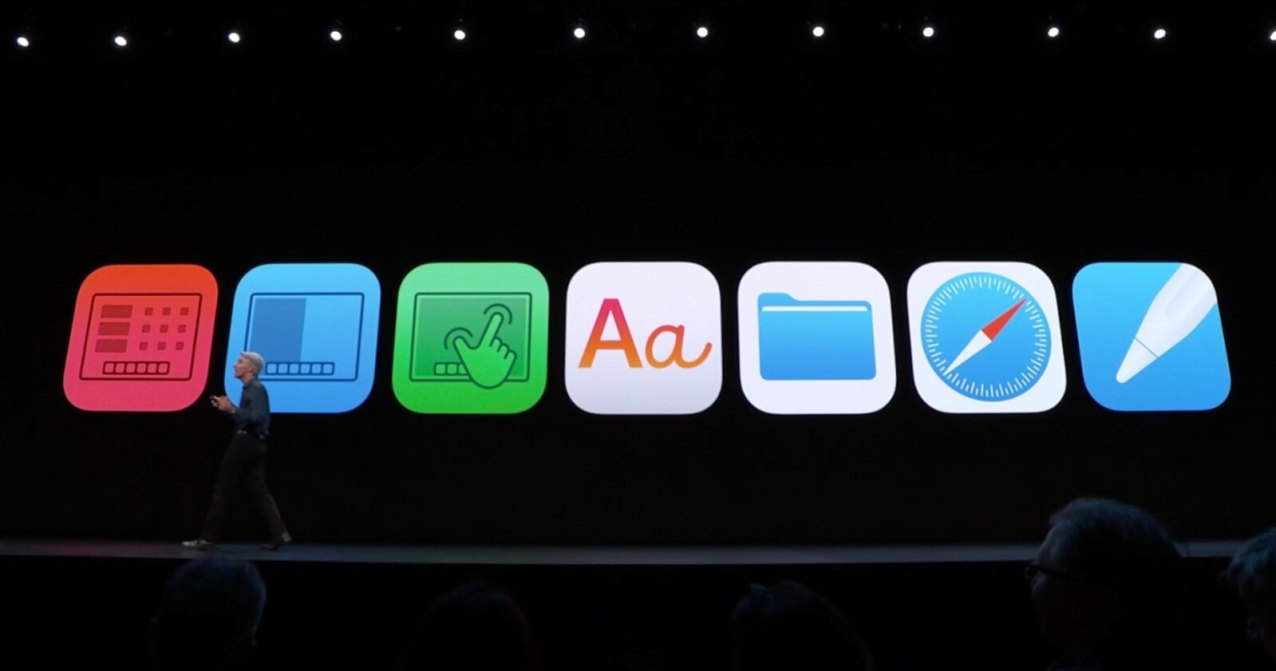 iPadOSでは特徴的な7つの新機能を採用