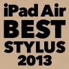 iPad Airで使うために最適なスタイラスペン選び 【2013最新モデルのペンで検証】