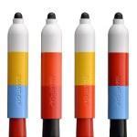 SMART CAP|ペン先5mmのキャップ型極細スタイラスペンに3色の新カラー登場【レビュー】