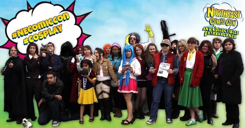 NorthEast ComicCon Cosplay