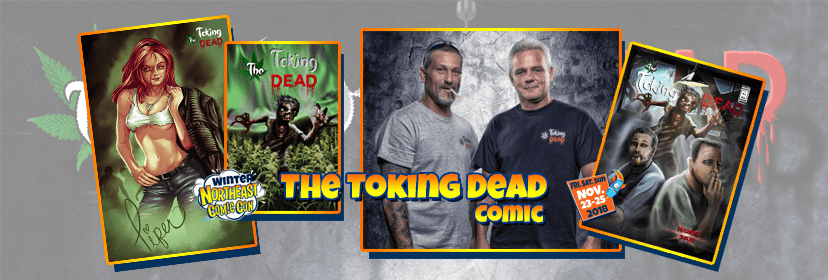 The Toking Dead Comes to the NorthEast Comic Con