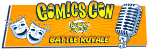 ComicsCon Comedy Battle Royale November 2019