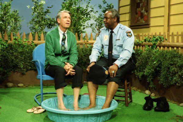 Officer Clemmons from Mr. Rogers Appearing at NEComicCon March 13-15