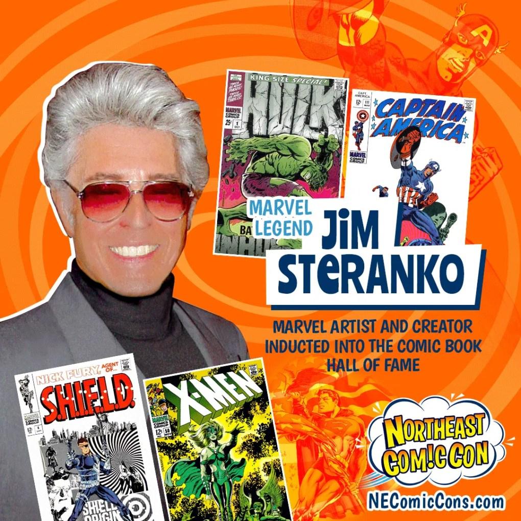 JIM STERANKO - postponed