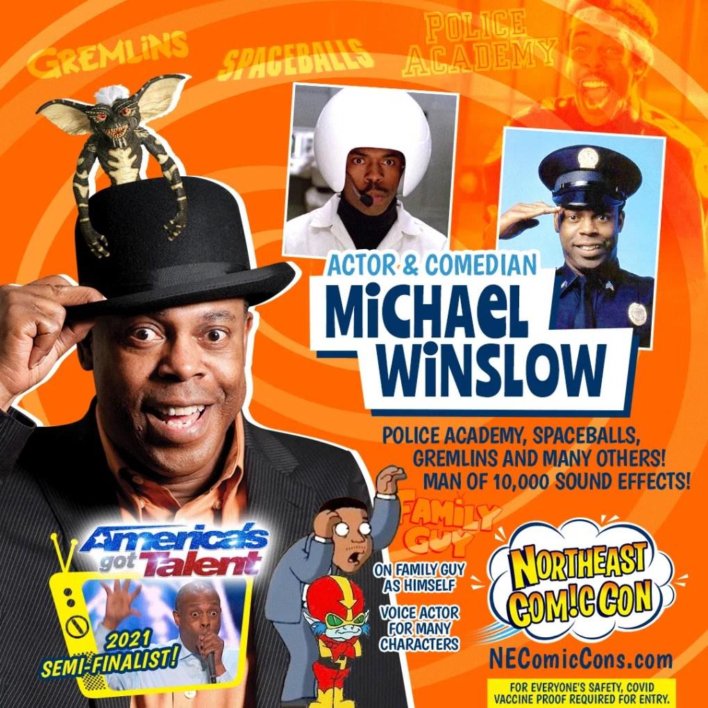 MICHAEL WINSLOW - Nov. 26-28, 2021 show