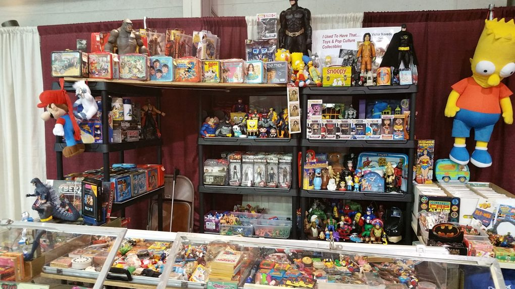 Victor Navedo - I Used To Have That...Toys & Pop Culture Collectibles!