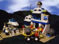 Lego Space Exploration